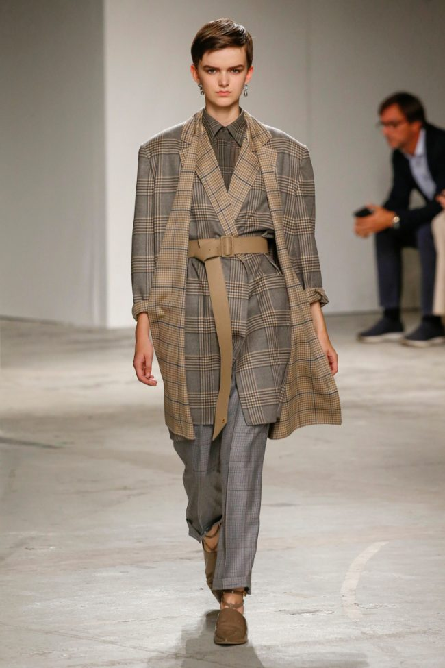 Agnona RTW Spring 2020 MILAN Fashion Week