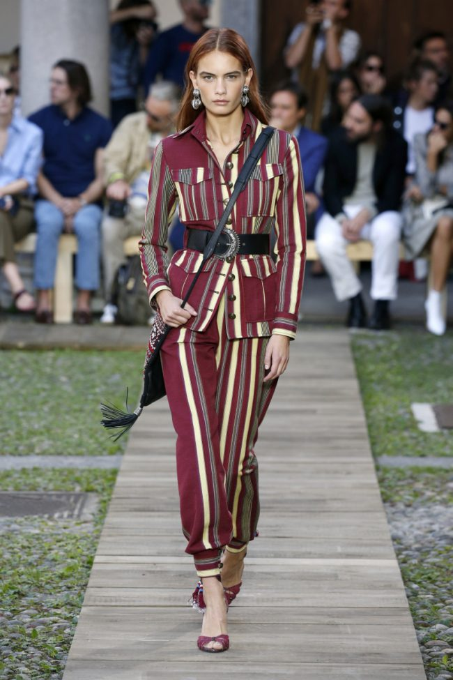 Etro RTW Spring 2020 MILAN Fashion Week