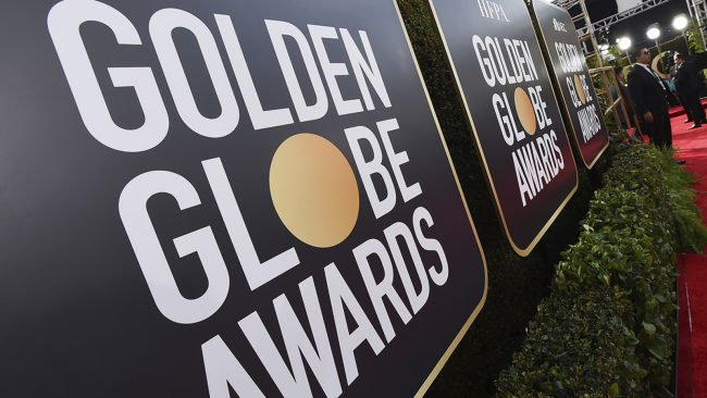 and so the 2020 Hollywood awards season starts with the kick off of the 2020 Golden Globes last night in Los Angeles, CA.