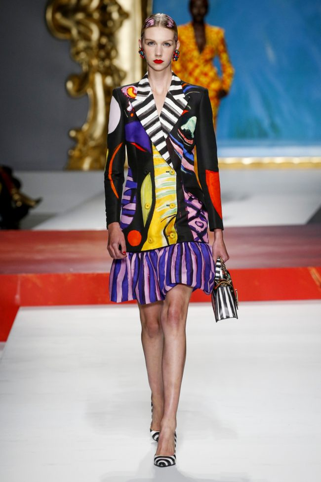 Moschino RTW Spring 2020 MILAN Fashion Week