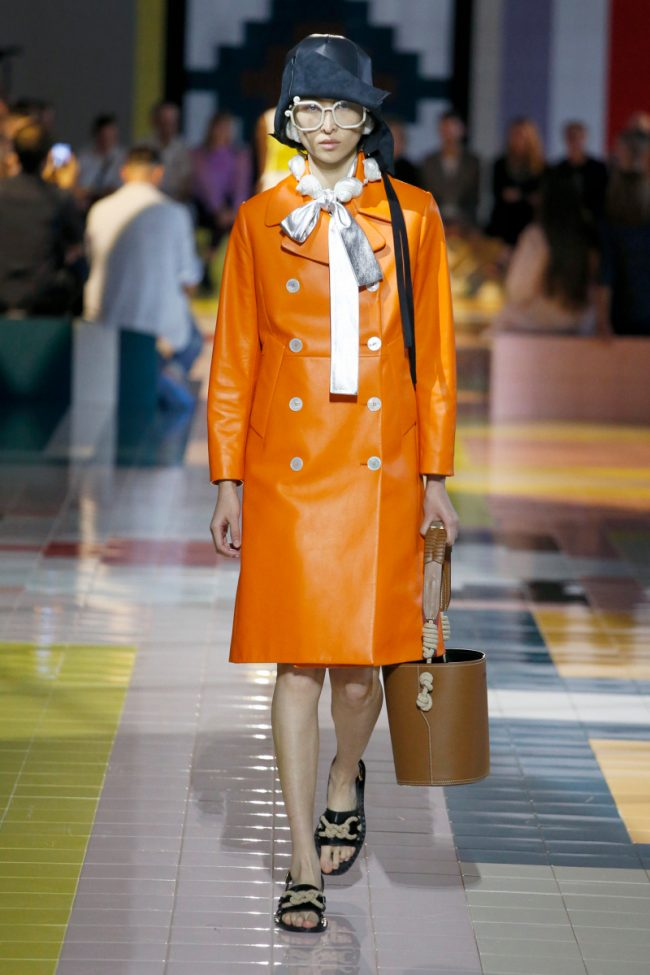 Prada RTW Spring 2020 MILAN Fashion Week