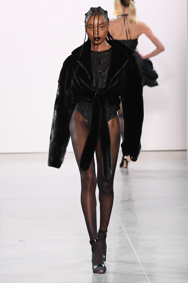 LaQuan Smith RTW NYFW Fall 2020 Trends