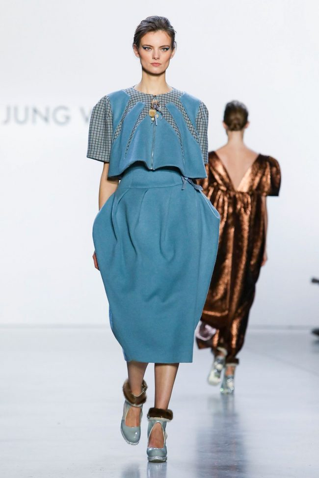 Son Jung Wan RTW NYFW Fall 2020 Trends
