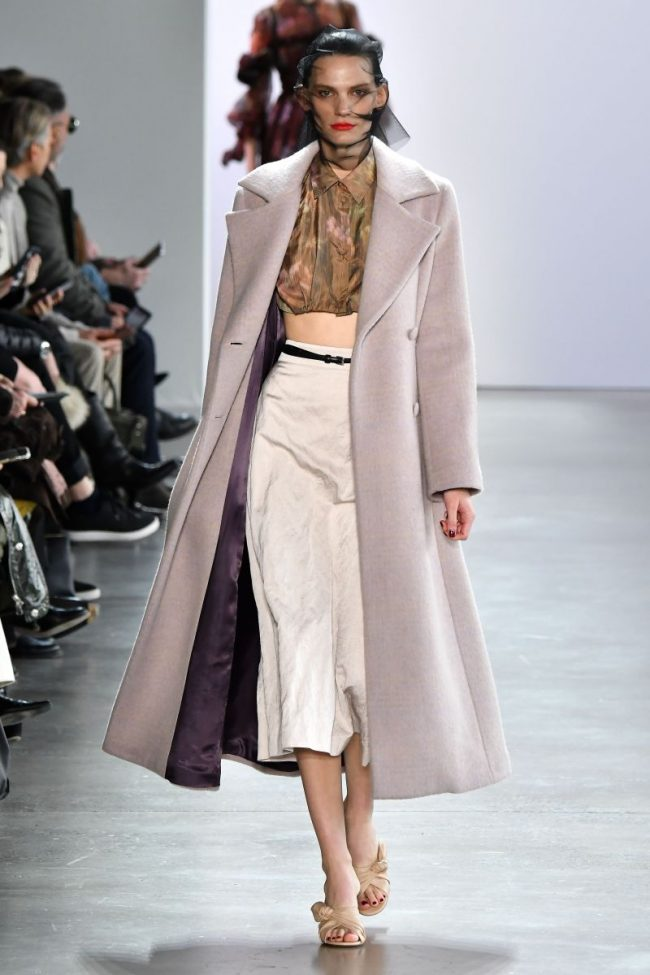 Brock Collection RTW NYFW Fall 2020 Trends