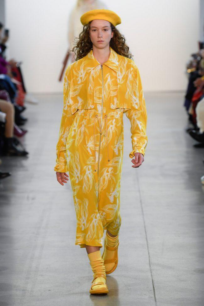 Claudia Li RTW NYFW Fall 2020 Trends