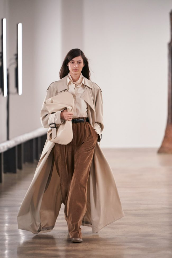 The Row RTW NYFW Fall 2020 Trends